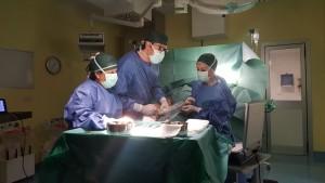 Chirurgia flebologica. Trattamento endovascolare e chirurgico delle vene varicose.